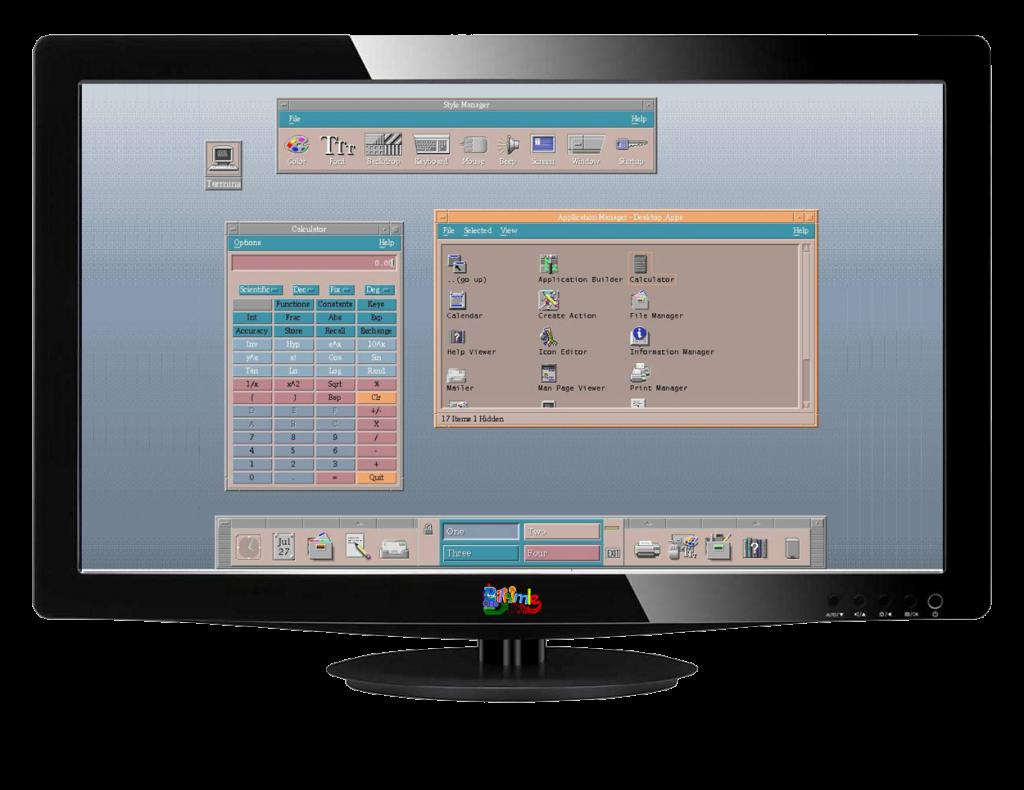 UNIX işletim sistemi,bilişimle