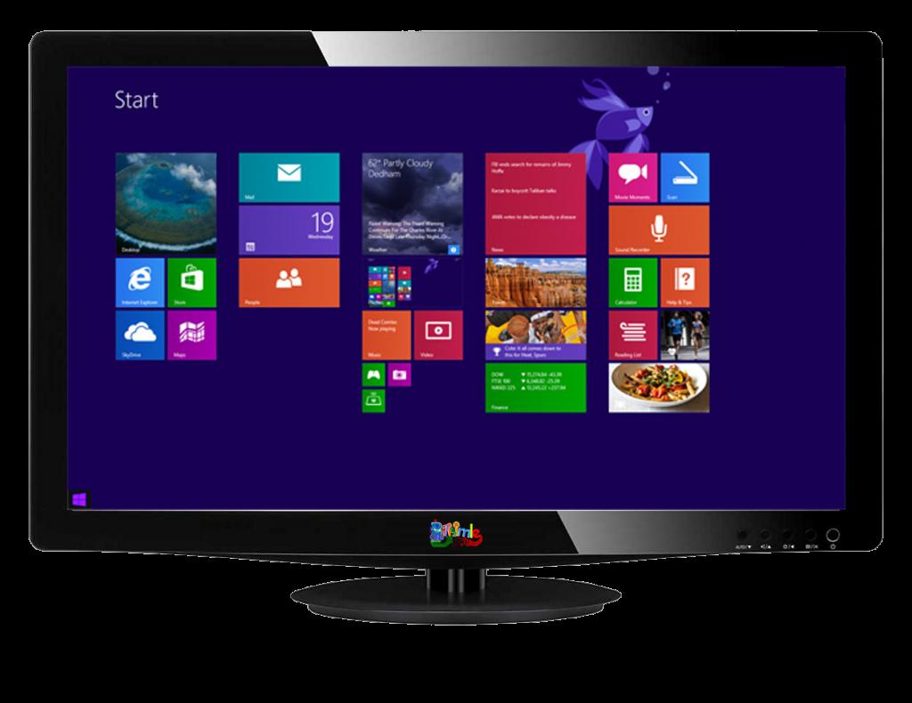 windows 8.1 işletim sistemi bilişimle
