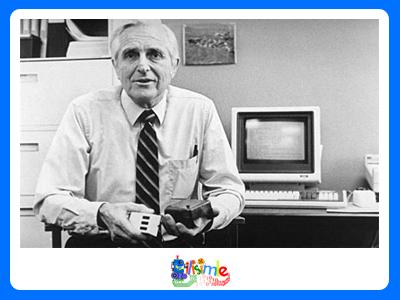 Douglas Engelbart İlk Fare ile