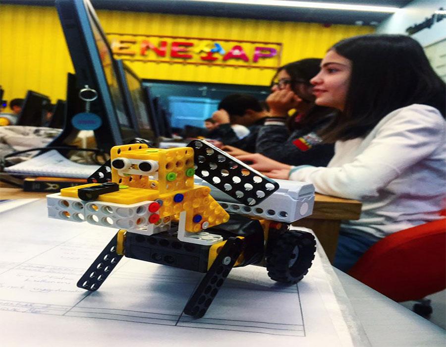 robotik kodlama bilisimle deneyap