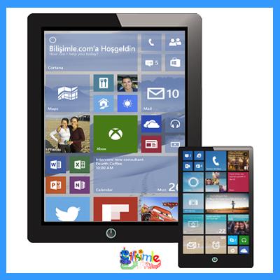 Windows Phone Mobil İşletim Sistemi,Bilişimle